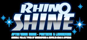 Rhino Shine Logo