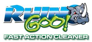 Rhino Goo Fast Action Cleaner Logo