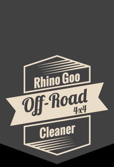 Rhino Goo Offroad Cleaner